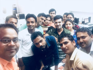 Expert Advisorz -Office Celebration