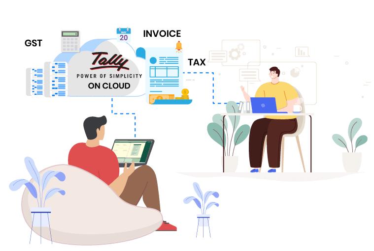 Expert Advisorz - Tally On Cloud
